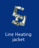 Line Heating jacket